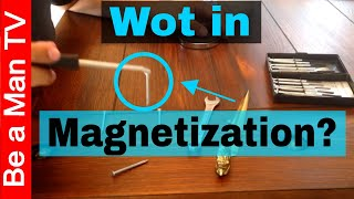 How to Magnetize Metal