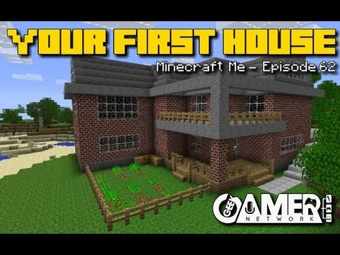 Building Your First Minecraft House