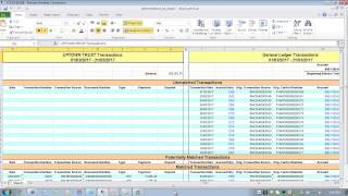Microsoft Dynamics GP 2013 -  Reconcile your Cheque book to the GL