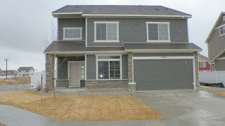 Oakwood Homes Genesee at Cumberland Green