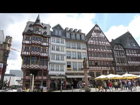 My Layover In Frankfurt, Germany!