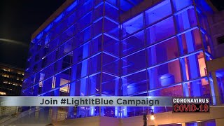 Join #LightItBlue Campaign