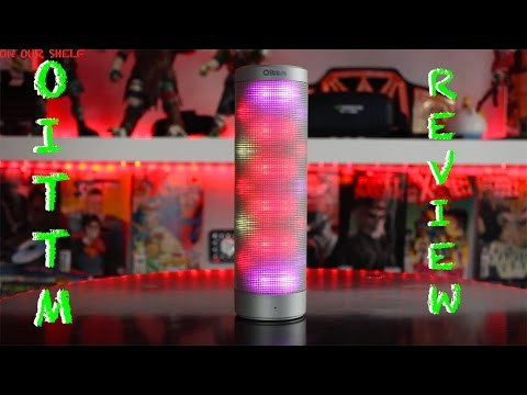Oittm Realsound Pulse  Bluetooth Speaker  Review (GIVEAWAY)