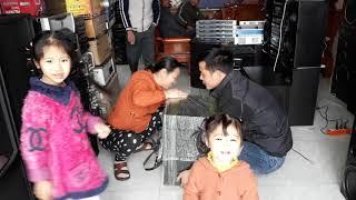 12-12 kenwood độc lạ a848. Đi Văn giang-Hưng yên cùng chú Dương...lh 0982 760 098