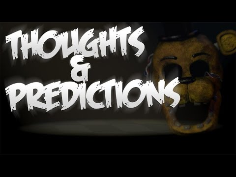 Five Nights At Freddys 4: Freddys Hat Sold At The Auction?! Where Is The Story Heading Next?