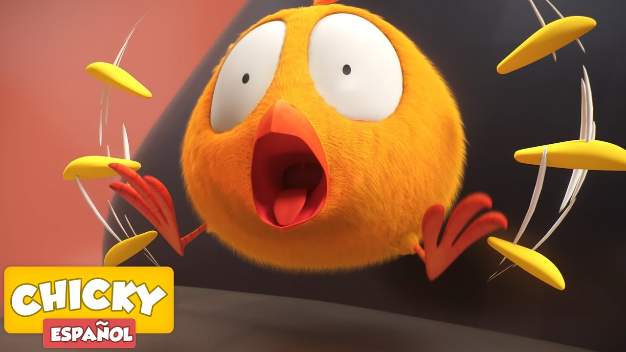 ¿Dónde está Chicky? 2021 | MOTOCICLETA DE CHICKY | Dibujos Animados Para Niños