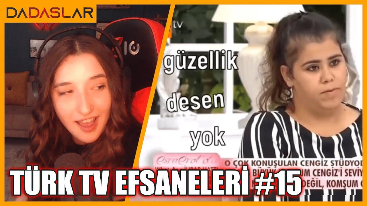 Pqueen - Türk Televizyon Efsaneleri BÖLÜM#15 İzliyor !