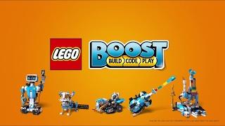 LEGO robot kicsiknek: LEGO Boost (17101) - Liliputjáték.hu