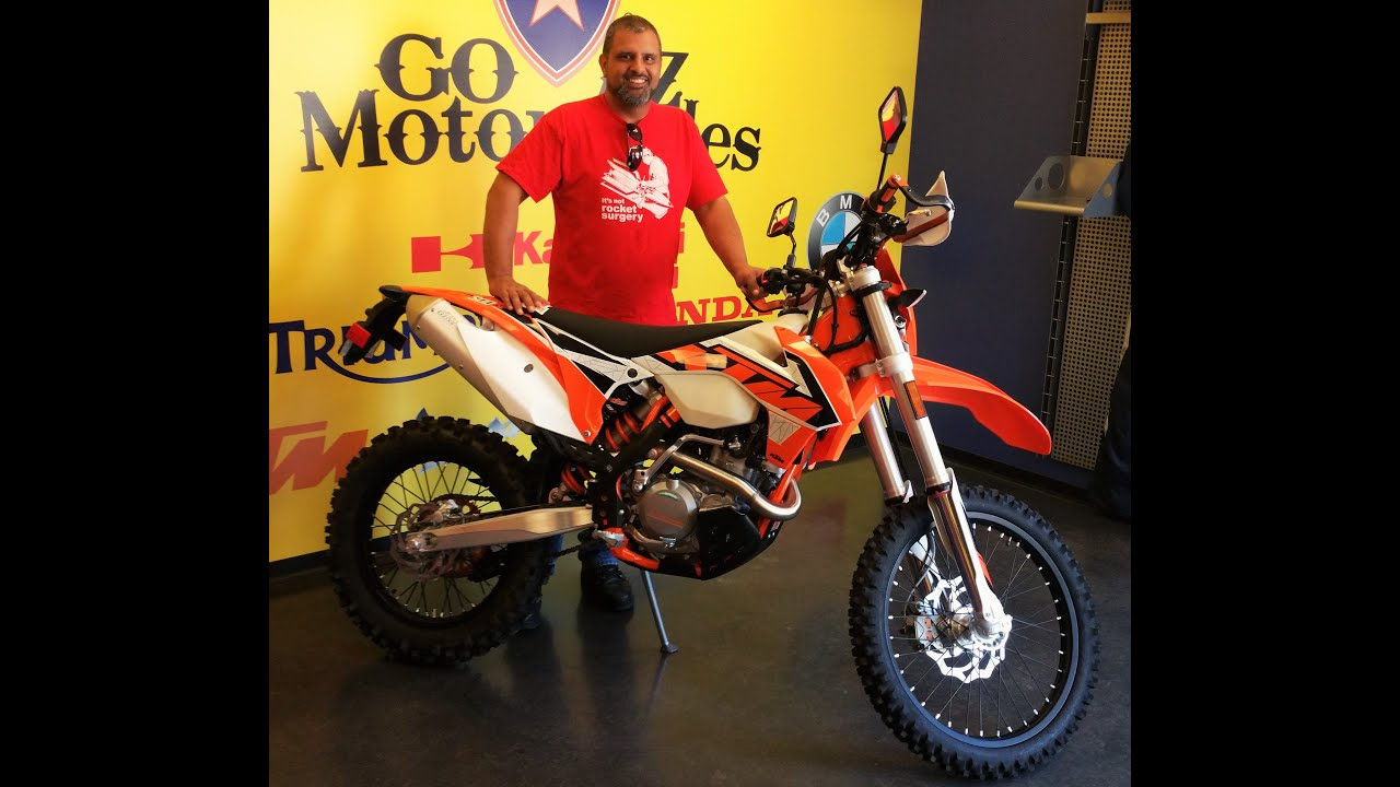 buying a 2016 ktm 500 exc- part 1 - youtube