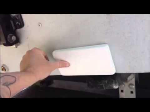 DIY transducer mounting