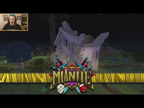 Minecraft: Mianite: WHAT THE FUUUUU!!!! [S2:E24]