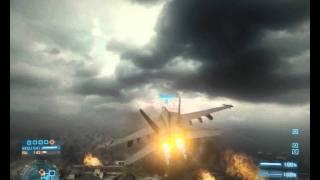 GIAMPA BMX F/A-18E SUPER HORNET BATTLEFIELD 3 GAME PLAY