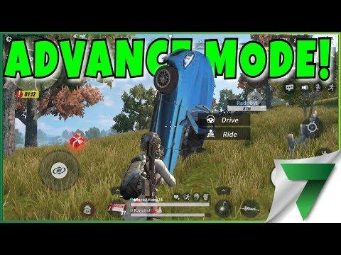 ADVANCE MODE TRAINING! n00bing | Rules of Survival & PUBG