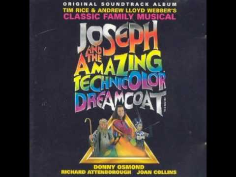 Joseph & The Amazing Dreamcoat Track 3.