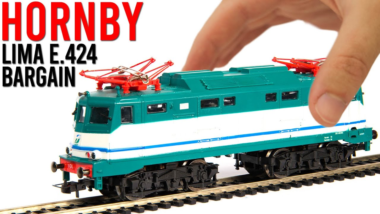 £30 AliExpress Hornby Electric Locomotive | Unboxing & Review