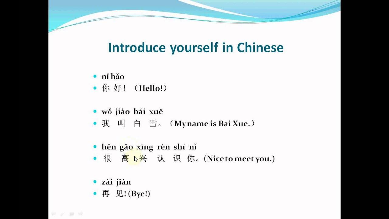 chinese essays in chinese language