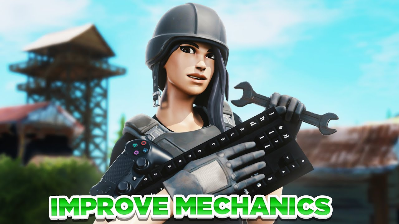 How To Get Insane Mechanics in Fortnite