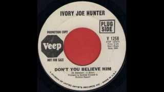 IVORY JOE HUNTER - DON