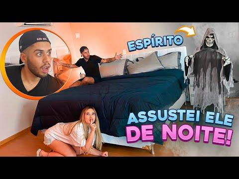 NOSSA PRIMEIRA NOITE NA CASA NOVA!!
