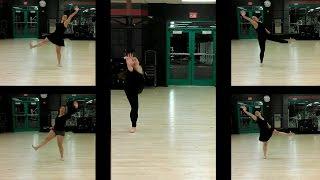 """DanceByFire: """"Non-Stop"""" from Hamilton (Original Broadway Cast Recording)"""