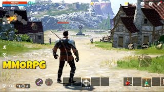 Top 13 Best MMORPG With Huge Open World On Android & iOS
