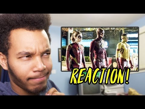 "The Flash Season 3 Episode 14 ""Attack on Central City"" REACTION!"