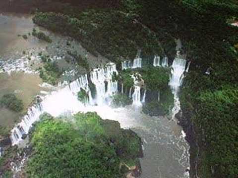 The Parana River Youtube