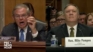 Pompeo confirms he\'s been interviewed by Mueller