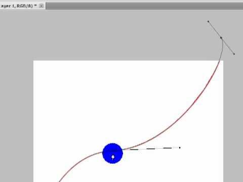Как сделать волнистую линию в фотошопе фото 450