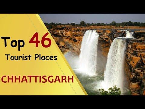 """CHHATTISGARH"" Top 46 Tourist Places   Chhattisgarh Tourism"