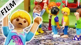 Playmobil Film deutsch   DAVE KÜSST ein anderes MÄDCHEN?! Hannah ist total enttäuscht   Kinderserie