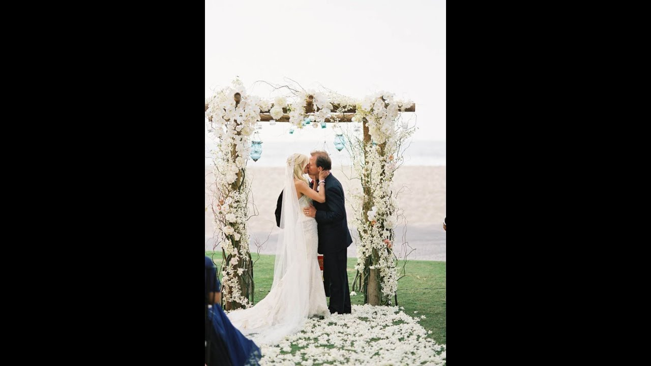 Wedding Ideas Floral Wedding Arch Recommended For Your Wedding