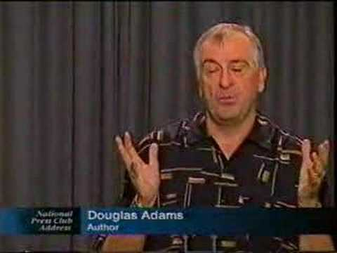 Douglas Adams- Research Paper Essay Sample