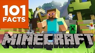 101 Facts About Minecraft streaming