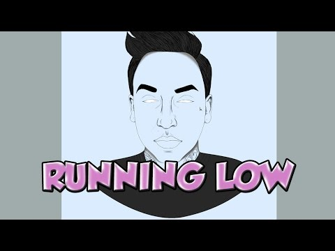 Blackbear - Running Low Instrumental (ACOUSTIC PIANO VERSION)