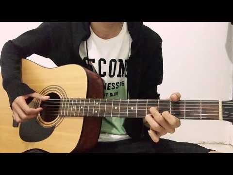 Lirih - Ari Lasso / akustik / gitar