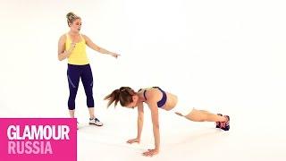 Сжигаем жир с помощью упражнения «берпи»