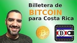 ¿Qué wallet o billetera de Bitcoin sirve para Costa Rica?