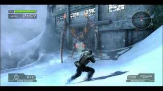 Lost Planet Colonies Gameplay Mission 1 Hard PC Part 1/2