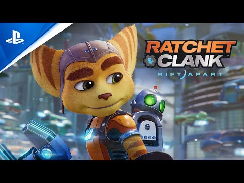 Ratchet & Clank: Rift Apart - Announcement Trailer | PS5