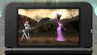 AETERNOBLADE - 3DS Trailer [HD]