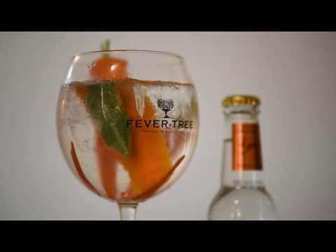 Clementine & basil love cocktail