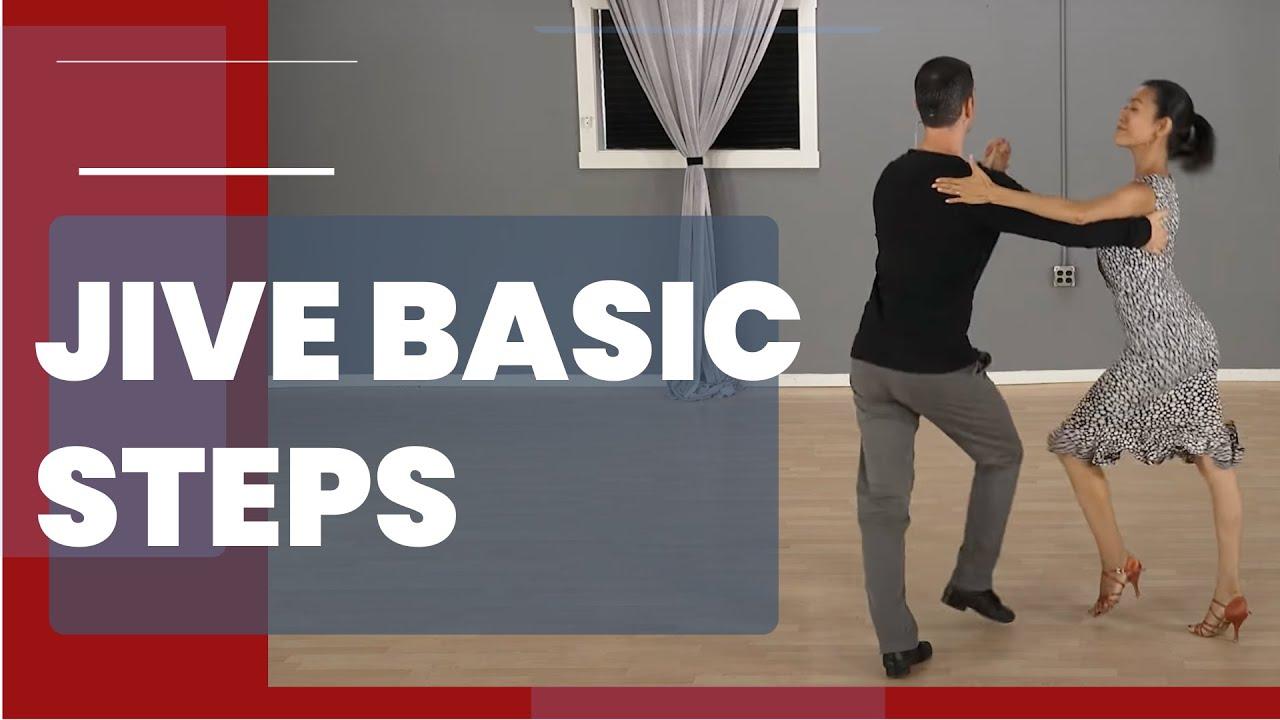 Jive Basic Steps - For Beginners