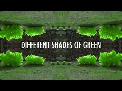 The Classic Crime - Shades of Green (Official Lyric Video)