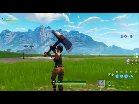 Fortnite battle royale #1 -i get killed 3 times