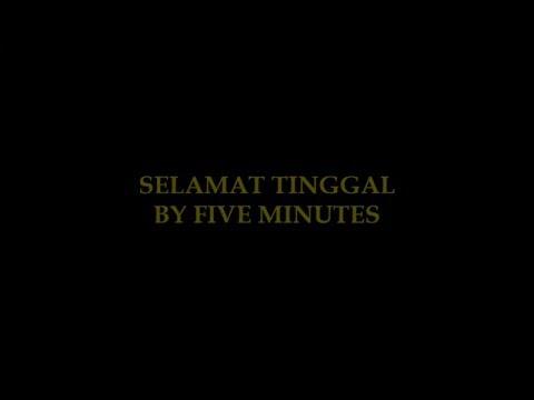 Selamat Tinggal (Karaoke) - Five Minutes