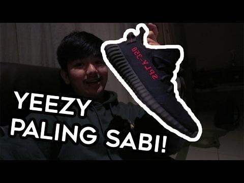 BRED , YEEZY 350 V2 PALING SABI !!! | FASHIONSHT