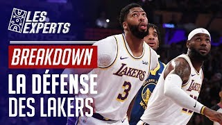 BREAKDOWN : LA DÉFENSE DES LAKERS - LES EXPERTS #8