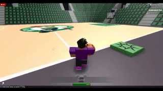 Roblox how to shoot a 3 pointer (PBL)