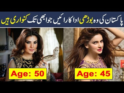 5 Aged Pakistani Actors Who Are Single | Shan Ali TV